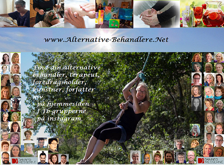 Healing. Ro. Henriette Munkholm de Place. Alternative Behandlere.  Minimer stress