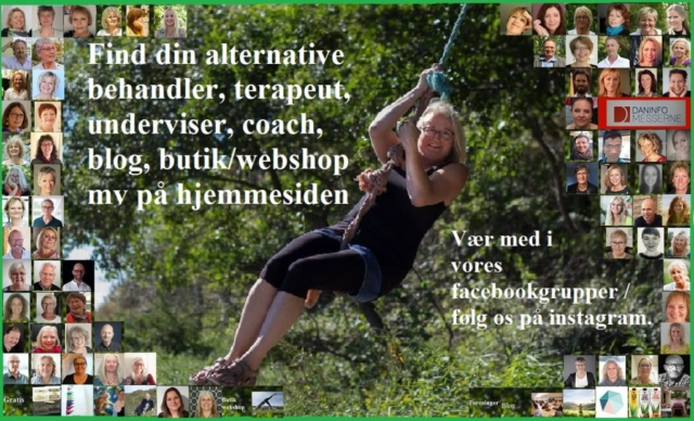 Alternativ behandlere, terapeut, webshop, blog, Alternative behandlere Net